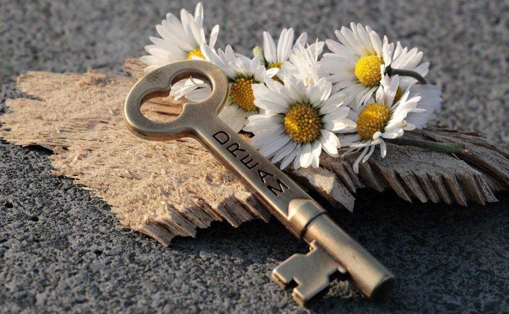key 鉤