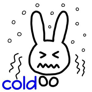 cold 英語 イラスト
