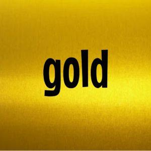 金色 gold 英語
