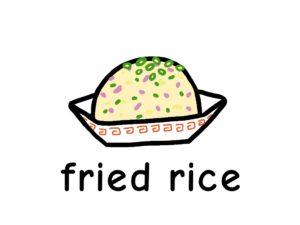 チャーハン fried rice 英語